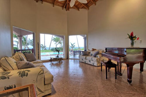 #5 Unique beachfront villa just outside Cabarete