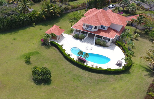 #0 Exclusive home with magnificent ocean views in gated development
