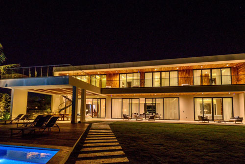 #11 Unique stunning modern waterfront mansion at Casa de Campo