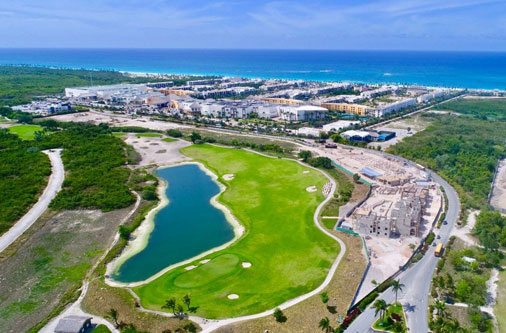 #0 Brand new luxury condos overlooking the 9th hole of the Hard Rock Golf Course