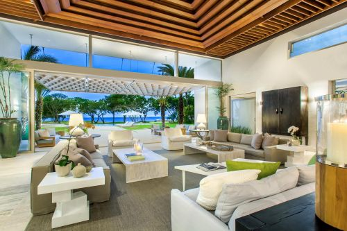 #9 Unique stunning modern waterfront mansion at Casa de Campo