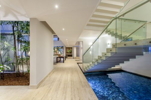 #7 Unique stunning modern waterfront mansion at Casa de Campo