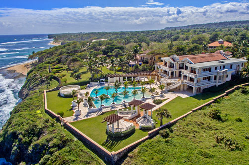 #0 Luxury Oceanfront Mansion