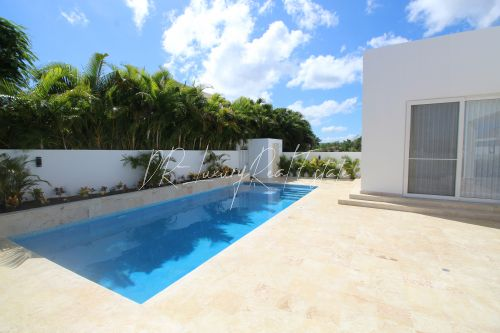 #13 New modern villa located in a quiet oceanfront community