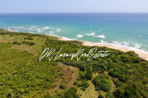 #0 Prime beachfront land for sale in Cabarete