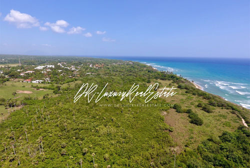 #1 Prime beachfront land for sale in Cabarete