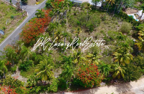 #10 Commercial lot on main highway, close to downtown Sosua