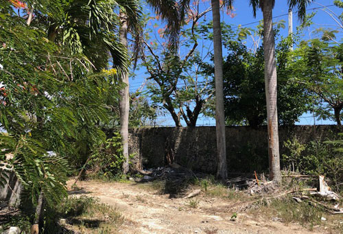 #4 Commercial lot on main highway, close to downtown Sosua