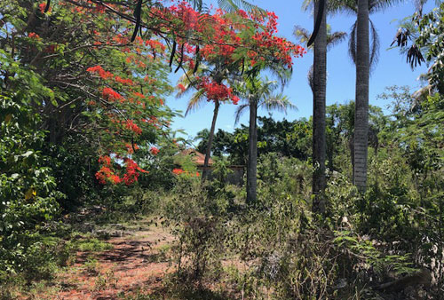 #7 Commercial lot on main highway, close to downtown Sosua