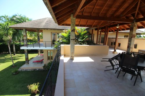 #12 Beautiful Villa with 6 bedrooms in a gated community Cabarete