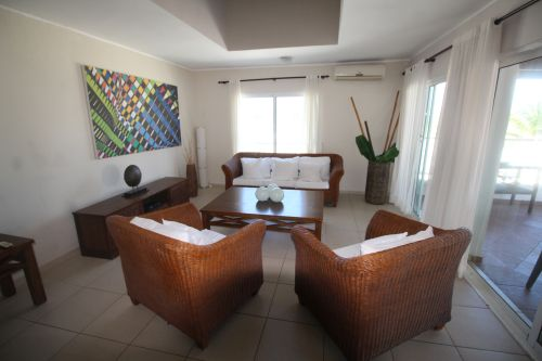 #12 Beachfront penthouse for sale right on Kite Beach Cabarete