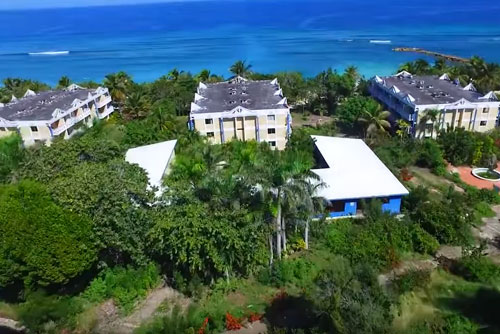 #13 Non Operational Beach Front Resort for sale