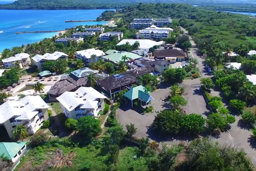 #5 Non Operational Beach Front Resort for sale