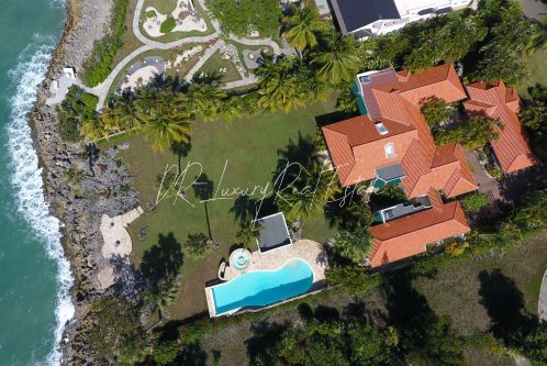 #13 Gorgeous oceanfront villa in exclusive gated community
