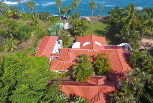 #14 Gorgeous oceanfront villa in exclusive gated community
