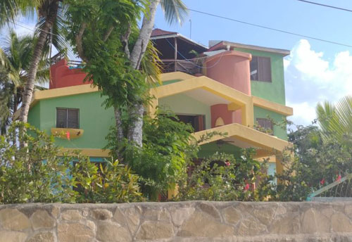 #5 Beachfront Home in Punta Rusia, A Great Investment and Vacation Property!