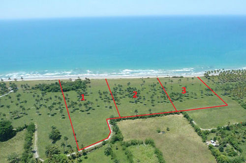 #1 Stunning Beachfront Land With Wide Frontage