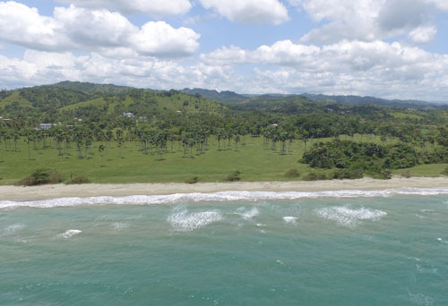 #6 Stunning Beachfront Land With Wide Frontage