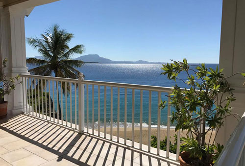 #9 Luxury Oceanfront Penthouse with 3 bedrooms in Sosua