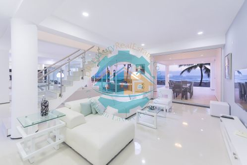 #9 Modern Luxury Beachfront Villa for Rent