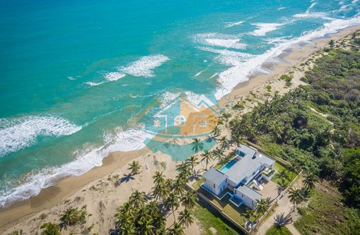 #14 Modern Luxury Beachfront Villa for Rent