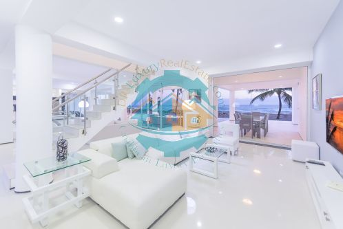 #5 Modern Luxury Beachfront Villa for Rent