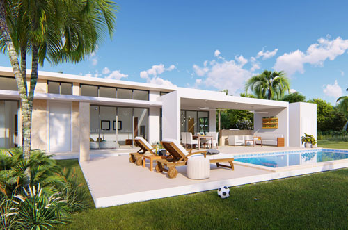#0 Build to Order - Modern villa with two bedrooms inside gated community