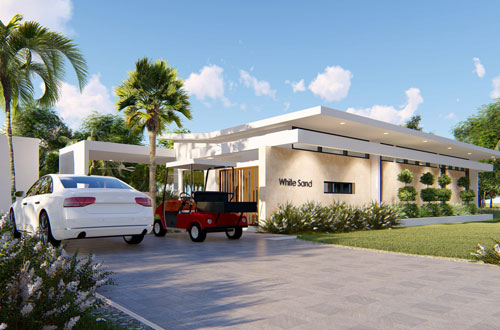 #2 Build to Order - Modern villa with two bedrooms inside gated community