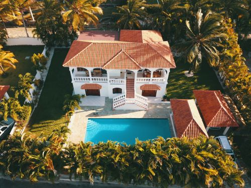 #16 Villa located in a gated community close to the beach